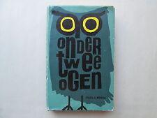 ONDER TWEE OGEN by Phyllis A. Whitney HCDJ Under Two Eyes DUTCH TEXT Hardcover