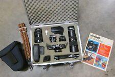 Olympus Om-2, Pen-Ft, 72 mm Soligor, 43 mm Zuiko, 67 mm Vivitar, Lens Adapter +