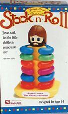 Jesus Stack N Roll - Jesus Loves The Little Children - Rainfall 1992
