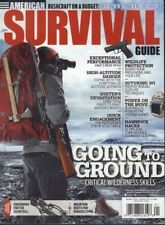 American Survival Guide Magazine Wilderness Skills January 2016 010918nonr