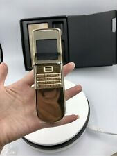 Nokia 8800 Sirocco | Unlocked | Gold Edition
