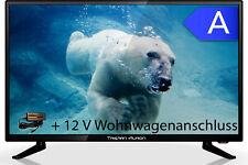 Fernseher 24 Zoll Full HD LED Neuware✔DVB-T2-C-S2 Triple Tuner CI+ USB