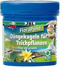JBL FloraPond Düngekugeln für Teichpflanzen, FloraPond  8 Stück Ton-Düngekugeln