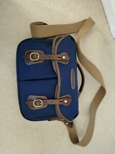 Billingham Hadley Pro small Camera Bag - Navy/Chocolate