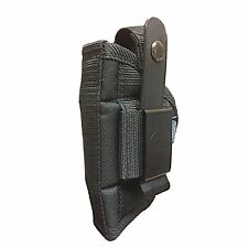 "Nylon Gun Holster For Smith & Wesson Model 10 13 1964 65 547 586 With 3"" Barrel"