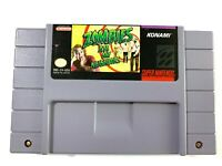 Zombies Ate My Neighbors - SNES Super Nintendo Game Tested, Working Authentic