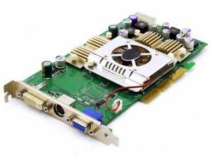 Nvidia FX5600U Geforce Fx 5600 Ultra Chip 128MB DDR AGP DVI S-VIDEO Graphic Card