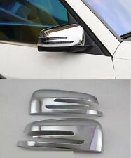 Rearview Side Mirrors Cover trim for 12-15 Mercedes Benz ML W166 GL X166 Mirror