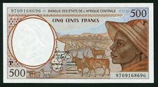 Central African States Chad 500 francs 1997 Shepherd P601Pd UNC