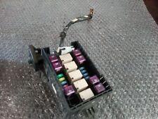 SUZUKI SWIFT MK 3 1.3 DDIS ENGINE BAY RELAY & FUSE BOX