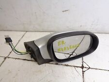 MERCEDES A CLASS W168 99-2004 RIGHT  DRIVER SIDE ELECTRIC WING SILVER MIRROR-761