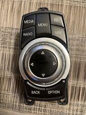 13-17 BMW I Drive Controller Media Joy Stick Knob 65829286699