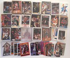 Huge basketball card lot ~800 cards - Jordan, Magic, Shaq, Relic, RC's