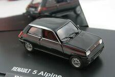 Renault 5 Alpine de 1976 - Norev - N°419288 - Modèle au 1/43