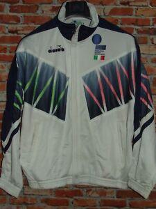 Soccer Jersey Jacket Camiseta Sport Italy 1994 Size L