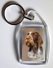 Italian Spinone Key Ring By Starprint - No 1