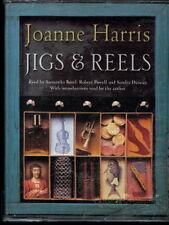 Audio book - Jigs & Reels by Joanne Harris   -   Cass   -   Abr