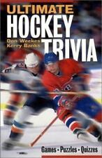 Ultimate Hockey Trivia: Games * Puzzles * Quizzes * Weekes, Don, Banks, Kerry P