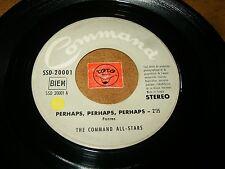THE COMMAND ALL-STARS - PERHAPS PERHAPS PERHAPS  - LISTEN /  LATIN POPCORN