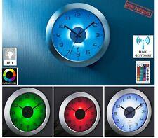 Funk Wanduhr, Dämmerungssensor, Zifferblatt Beleuchtung, Lichtsensor, beleuchtet