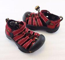 Keen Kids 8 US 7 UK 25 EU 15 CM Red Sport Sandals Waterproof