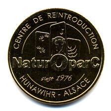 68 HUNAWIHR Naturoparc, 2017, Monnaie de Paris