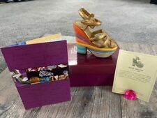"Just the Right Style Shoe ""Sweet Surprise"" #25083 Raine Willitts Designs Nib"