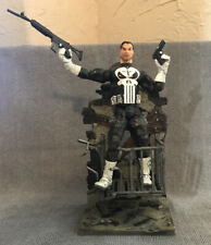 Marvel Legends Series 4 IV The Punisher Figure with Stand (Loose)