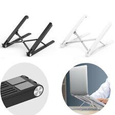 New listing Adjustable Foldable Laptop Stand Desk Portable Notebook Riser Computer Holder,