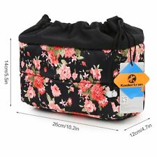 Koolertron Shockproof DSLR Camera Bag Insert Partition Lens Padded Case For Sony