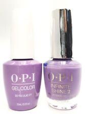 OPI GelColor Do You Lilac It? #B29 + Infinite Shine #B29