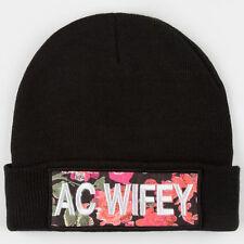 New NEFF AC Wifey Beanie Cap Hat
