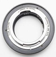 Tamron Adaptall für Nikon manuell N/AI N / AI - Objektivadapter Adapter