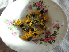 Naturally Dried 1/4 Cup Lazy Susans /Black eyed Susans