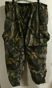 Remington RealTree Hardwoods Men's Zip Off Hunting Pants - XL