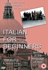 ITALIAN FOR BEGINNERS - DVD - REGION 2 UK