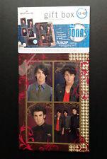 Jonas Brothersl FunZip Gift Box - Trading Cards (6.25 x 8.75 x 2.25 in.) - New