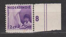 Nederlands Indie Indonesie 241 MNH rand Missie 1938 Netherlands Indies