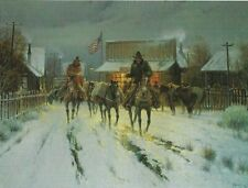 G. Harvey - Trading At The General Store -  Signed & Number Ltd. Ed Print