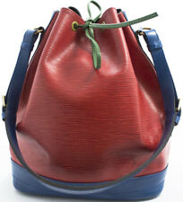 LOUIS VUITTON EPI NOE GRAND SCHULTERTASCHE SHOULDER BAG BEUTELTASCHE TRICOLOUR