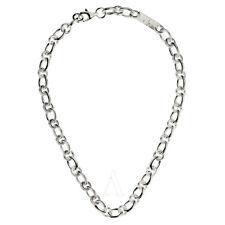 KJ12AN110200 New Calvin Klein Sterling Silver Wish Chunky Belcher Necklace  £250