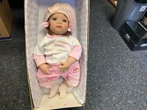 Susan Lippl Artistic Doll Vinyl Doll 52 Cm. Top Condition