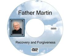 Father Martin Recovery and Forgiveness ALCOHOLICS ANONYMOUS DVD FREE SHIPPING
