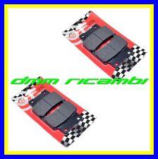 Pastiglie freno anteriori BREMBO KYMCO XCITING 400 12>13 X-CITING ABS 2012 2013