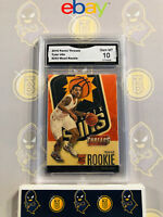 2016 Panini Threads Tyler Ulis #243 Wood Rookie - 10 GEM MINT GMA Graded Card