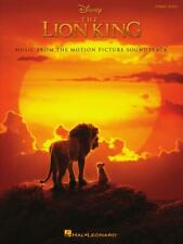 THE LION KING MUSIC BOOK PIANO SOLO FROM THE DISNEY MOVIE NEW ON SALE SONGBOOK!!
