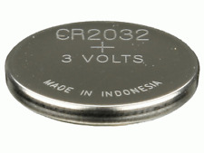 Metra Lithium 3 Volt Battery 3.2MM Package of 5 CR2032