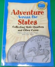 Whitman Adventures Across The States Collecting State Quarters and Other Coins