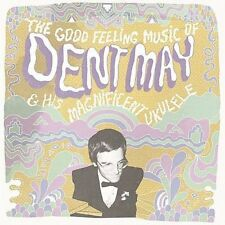 NEW The Good Feeling Music of Dent May & His Magnificent Ukulele [Vinyl]
