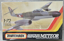 Matchbox PK-129 Armstrong Whitworth Meteor NF.14/12/11  Aircraft kit 1:72 Sealed